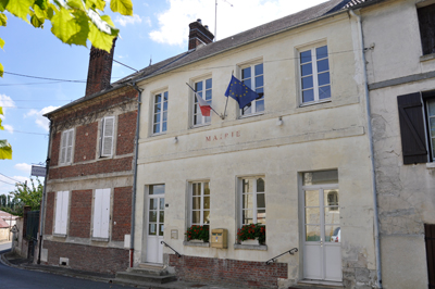 mairie monts